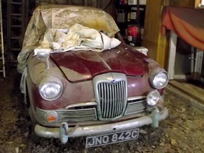 Lot 65 - 1965 Riley 1.5 Litre MK III Saloon