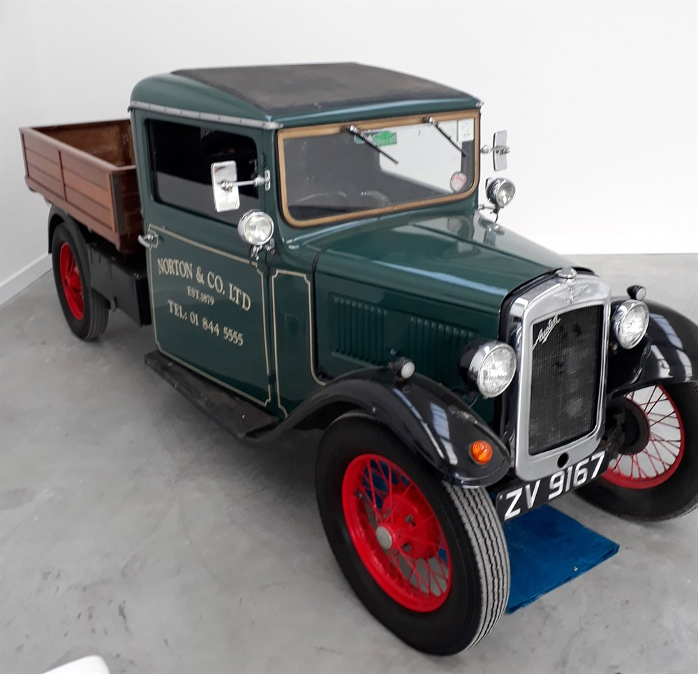 Lot 5-1933 Austin Seven Pickup Conversion