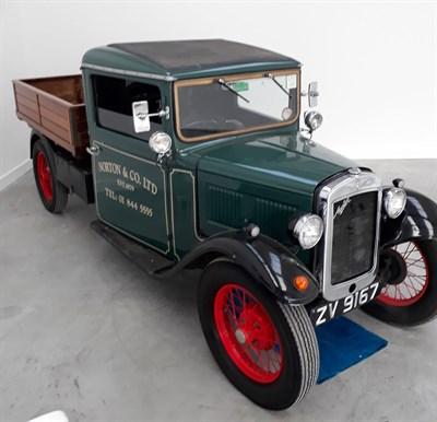 Lot 5-1933 Austin Seven Pickup Conversion