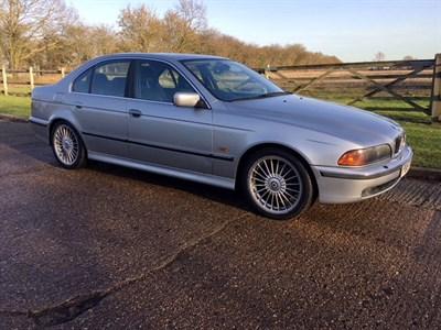 Lot 47-1997 BMW 535i V8