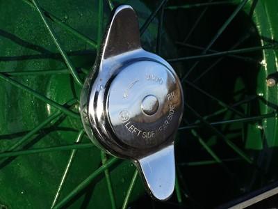 Lot 1-1933 Hillman Aero Minx