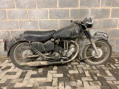 Lot -1955 AJS 16MS
