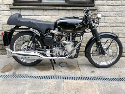 Lot -1965 Velocette Thruxton