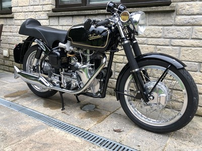 Lot 238-1965 Velocette Thruxton