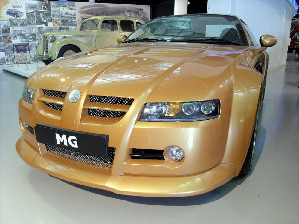 Lot 73-2004 MG XPower SV