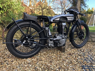 Lot 90-1930 Norton CS1
