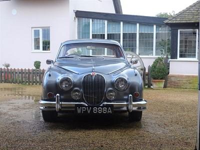 Lot 2 - 1963 Jaguar MK II 3.4 Litre