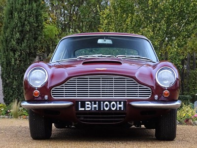 Lot 62-1969 Aston Martin DB6 Mark 2 Vantage 'Fuel Injection'