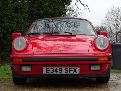 Lot 75-1988 Porsche 911 Carrera 3.2 Sport