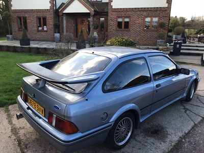 Lot 43-1986 Ford Sierra RS Cosworth