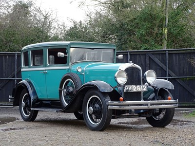 Lot 26 - 1928 Marmon Model 68 Sedan