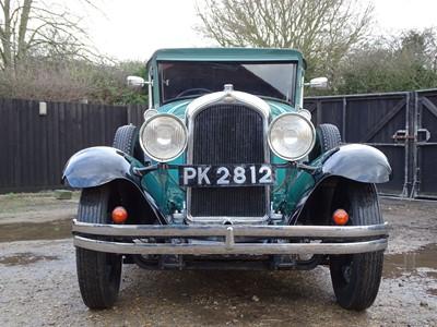Lot 26-1928 Marmon Model 68 Sedan