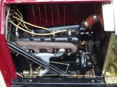 Lot 15-1915 Ford Model T Van