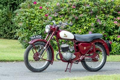 Lot -1958 BSA D5 Bantam