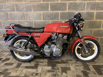 Lot -c.1980 Laverda 1200TS