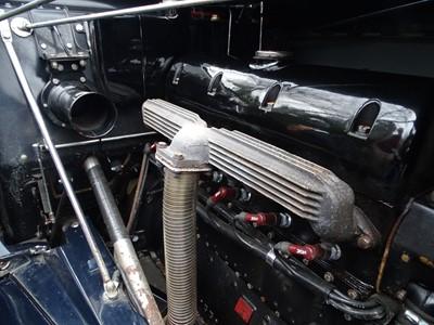 Lot 61-1934 Delage D6-11 Saoutchik Style Cabriolet