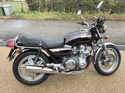 Lot -1979 Honda CB750 KZ