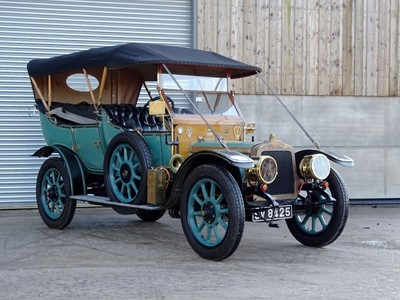 Lot 67-1912 Talbot 15hp Type M Tourer