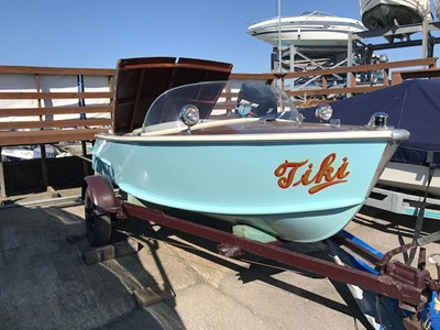 Lot 39 - 1959 Healey Model 75 Sports Boat