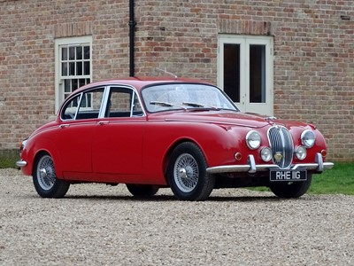 Lot 5-1968 Jaguar 240