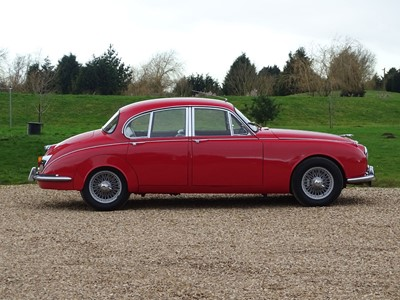 Lot 5-1968 Jaguar 240