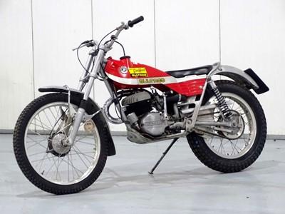 Lot -1972 Bultaco Sherpa T 250
