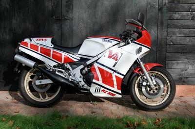 Lot -1988 Yamaha RZ500R