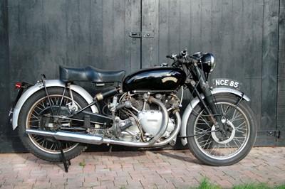 Lot -1954 Vincent Rapide Series C