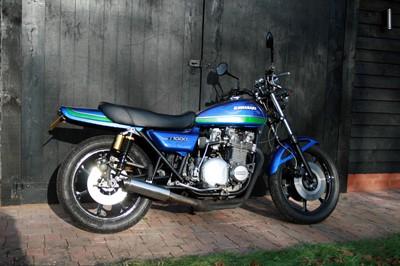 Lot -1978 Kawasaki KZ1000