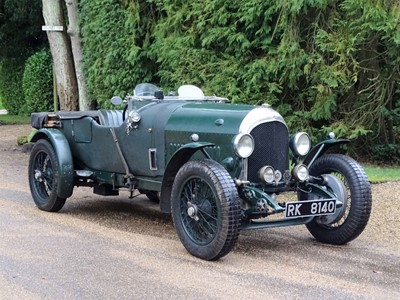 Lot 42-1926 Bentley 3 Litre Speed Model Tourer