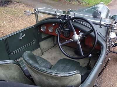 Lot 42-1926 Bentley 3 Litre Speed Model Tourer