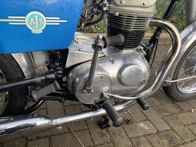 Lot 131-1963 AJS Model 14