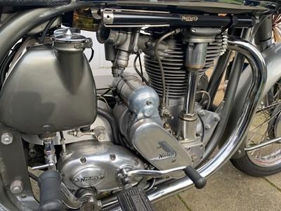Lot 51-1953 Norton International 40