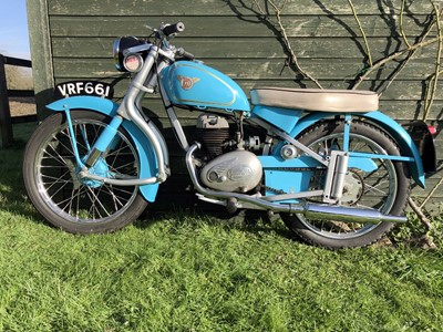 Lot -1951 DMW De Luxe