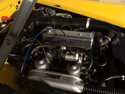 Lot 34-1980 MG Midget 1500