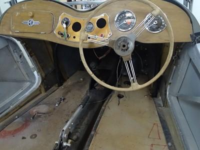 Lot 45 - c.1951 MG TD