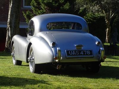 Lot 68-1953 Jaguar XK120 Fixed Head Coupe
