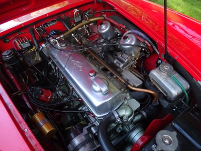 Lot 69-1957 Austin-Healey 100/6 '3000'