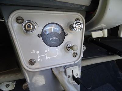 Lot 113-1961 Citroen 2CV AZLP