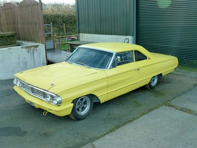 Lot 83-1964 Ford Galaxie 500 XL Racecar