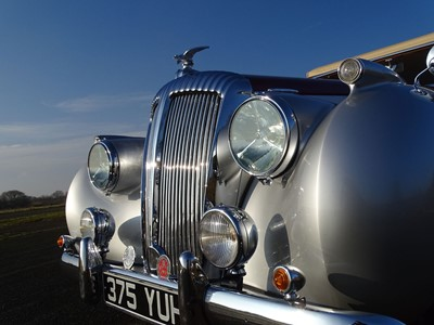 Lot 87-1952 Daimler DB18 Special Sports Drophead Coupe