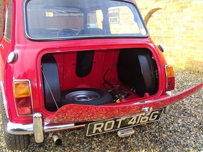Lot 84-1969 Morris Mini Cooper S MKII