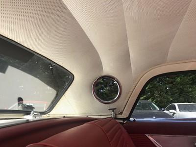 Lot 88-1957 Ford Thunderbird