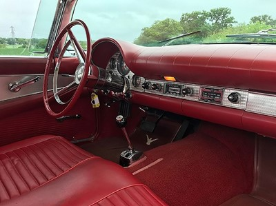 Lot 88-1957 Ford Thunderbird