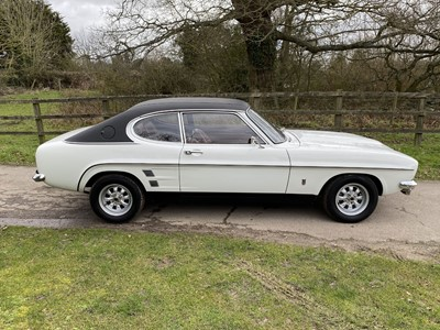 Lot 33-1973 Ford Capri 3000 GXL