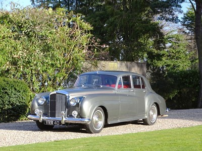 Lot 13-1956 Bentley S1 Saloon