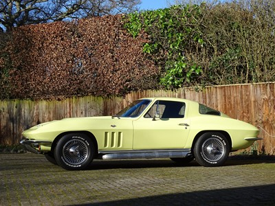 Lot 35-1966 Chevrolet Corvette Sting Ray