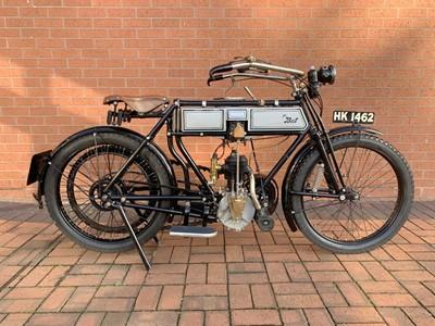 Lot -1910 BAT 500cc