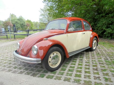 Lot 22 - 1966 Volkswagen Beetle 1300
