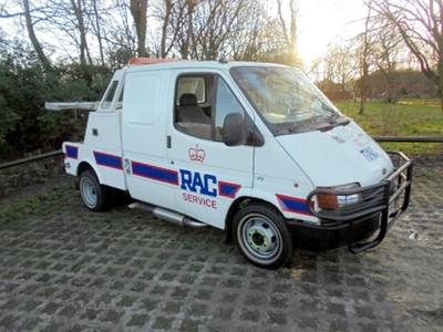 Lot 48 - 1989 Ford Transit Breakdown Truck
